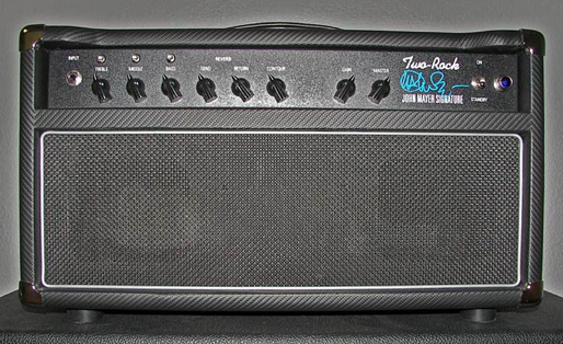 John Mayer Gear: Two-Rock Signature Amp