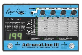 John Mayer Gear: Adrenalinn