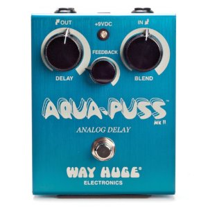 John Mayer Gear: Aqua Puss