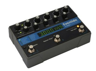John Mayer Gear: Eventide