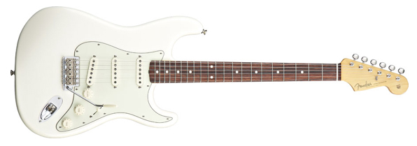 John Mayer Gear: Signature Strat