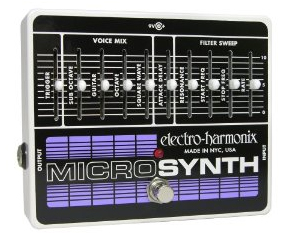 John Mayer Gear: Microsynth