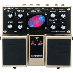 John Mayer Gear: Boss Rotary