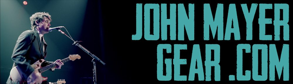 John Mayer Gear Logo